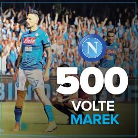 Rekordný Marek - 500!