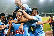 Stý zápas za Neapol