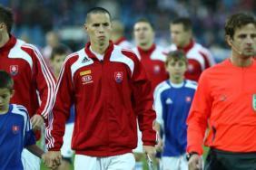 Nominovaný na zápas Slovensko - Nórsko