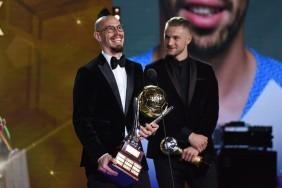 Calciatore dell'anno 2019: Marek al terzo posto