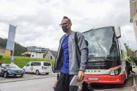 Marek parte per gli Euro 2020