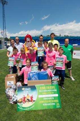 McDonald Cup: Marek gratuloval Žilinčanom