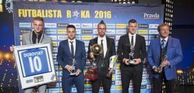 Marek: Najlepší futbalista 2017 a aj štvrťstoročia?